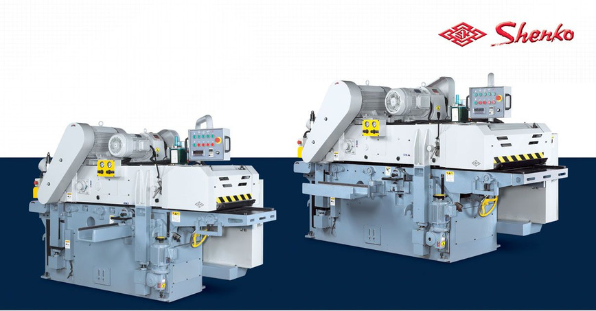 Logo High Speed Double Side Planer