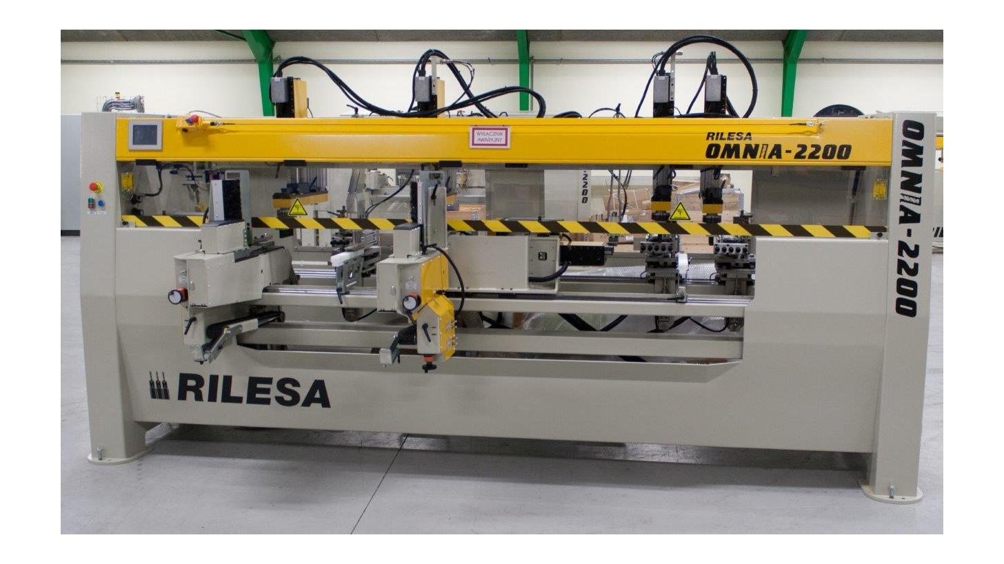 Logo RILESA Omnia 1500/2200