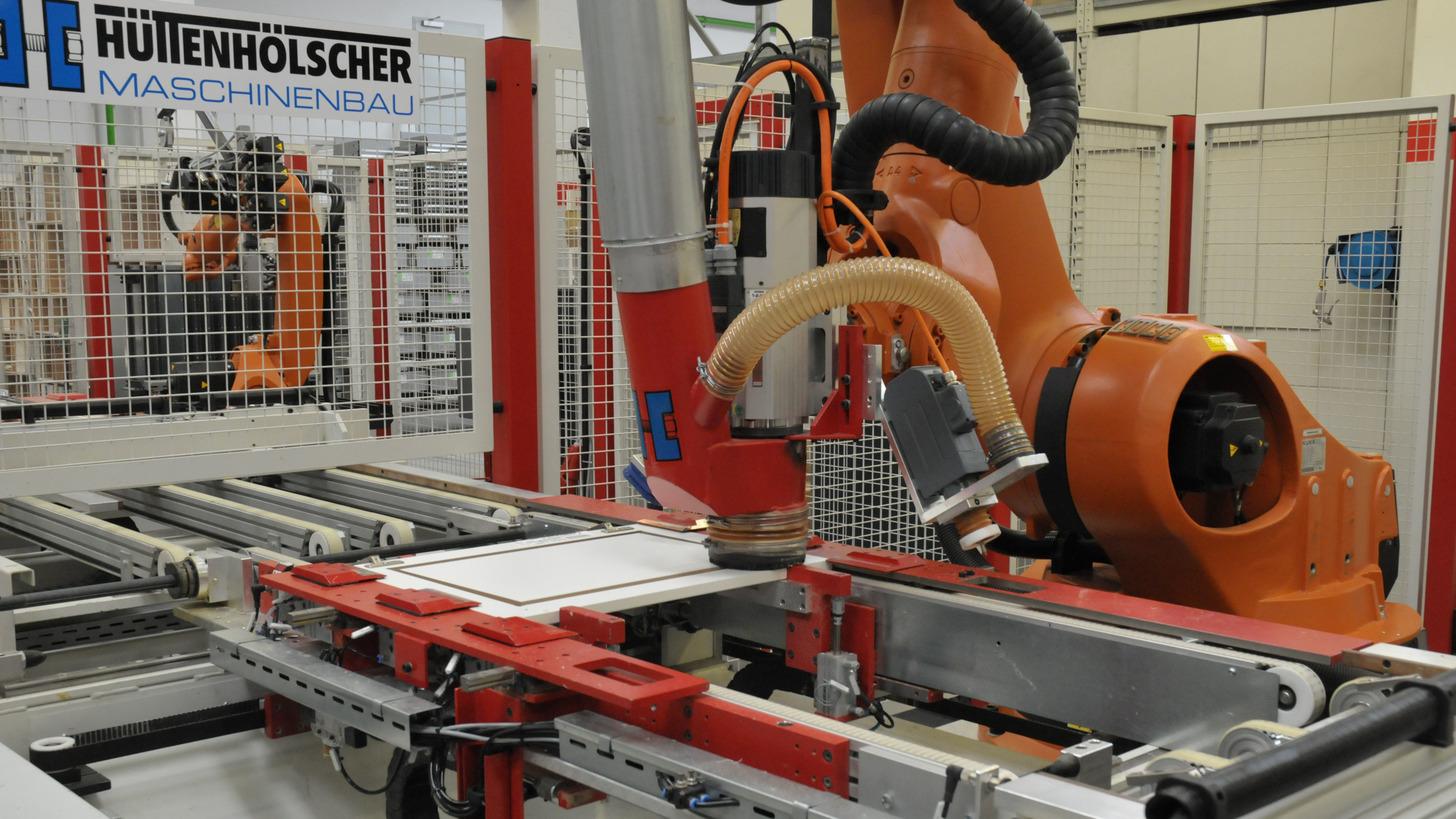 Logo Innovative robot applications