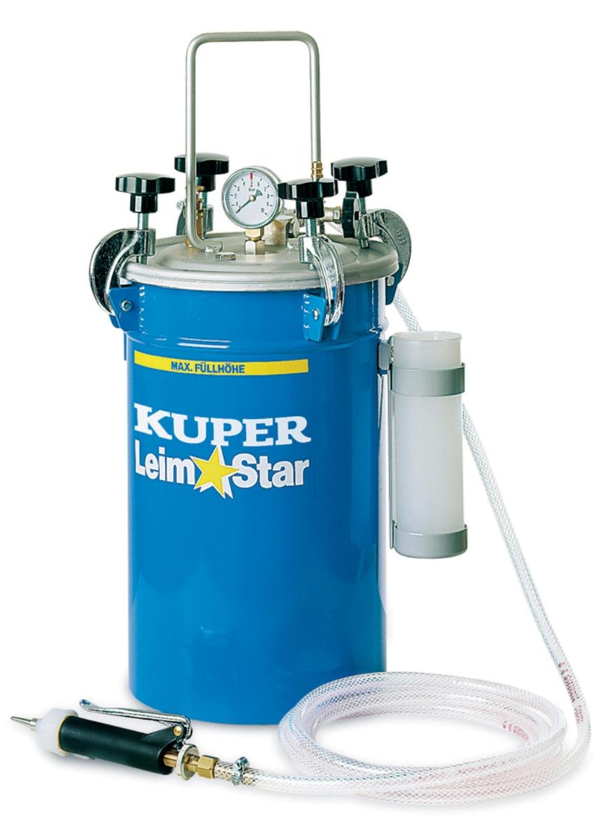 Logo KUPER Leim-Star A5