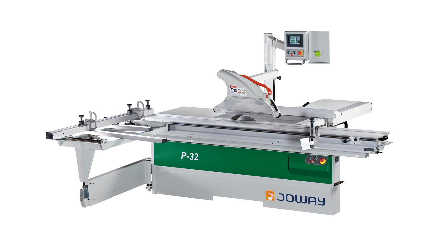 Logo SLIDING TABLE SAW P-32  CNC SERIES