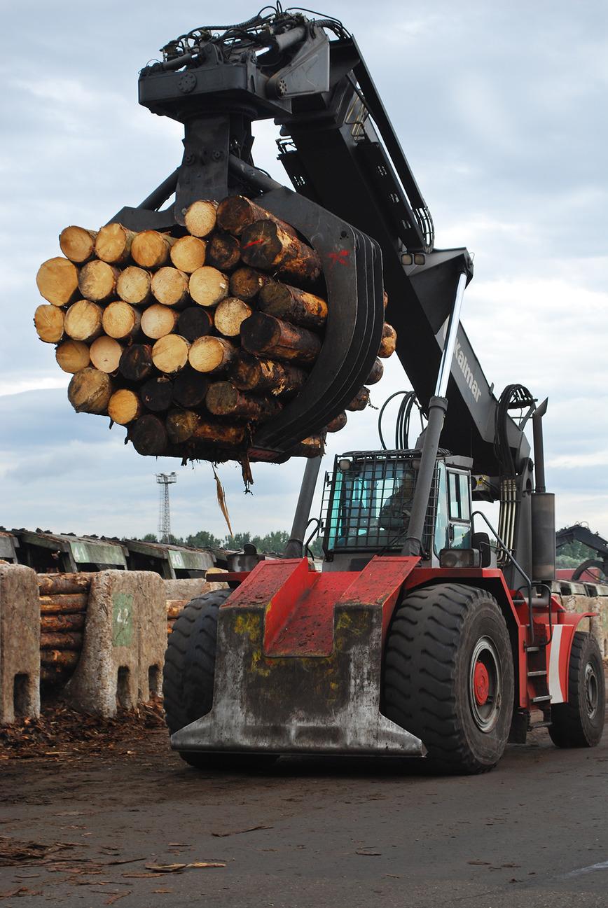 Logo GPS Timber