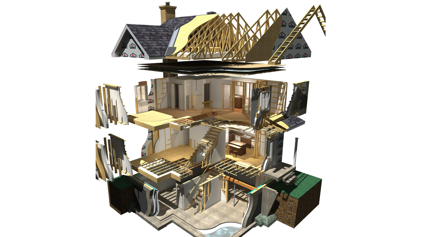Logo cadwork - market leader for 3D-CAD/CAM solutions in wood construction
