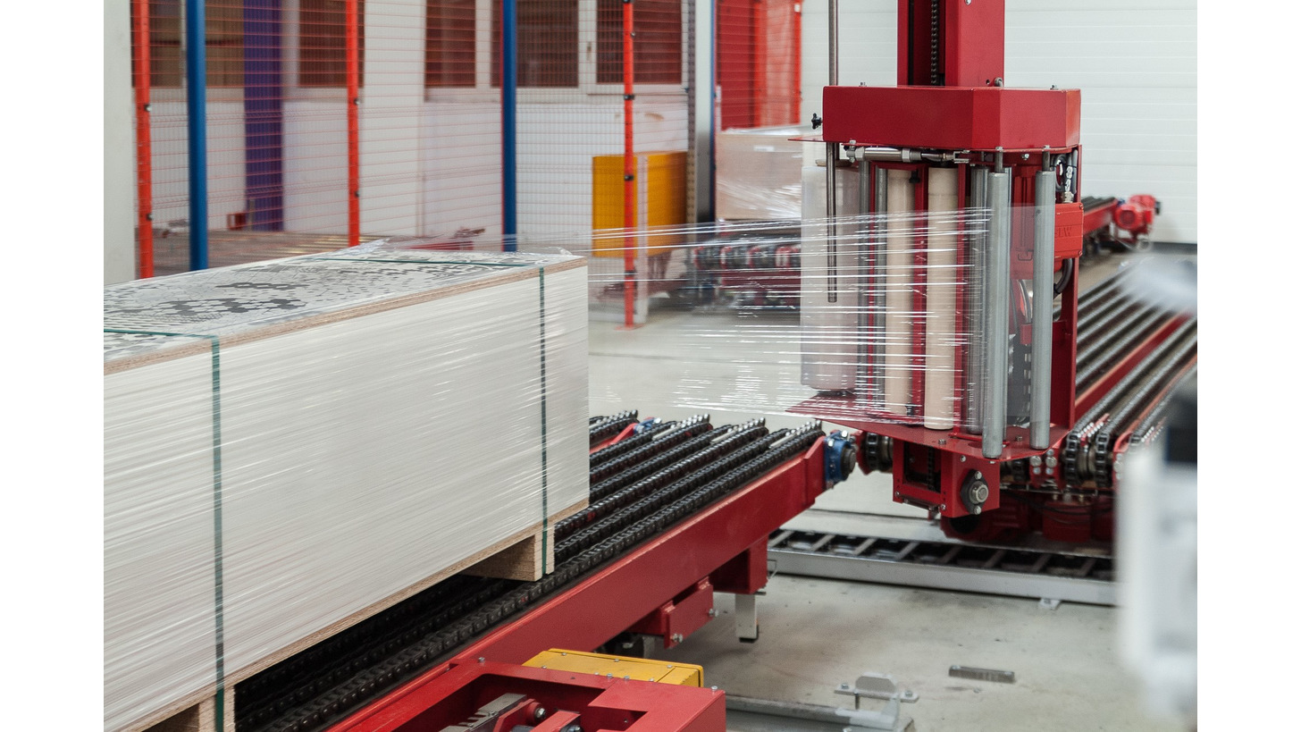 Logo Packing lines and packing equipment