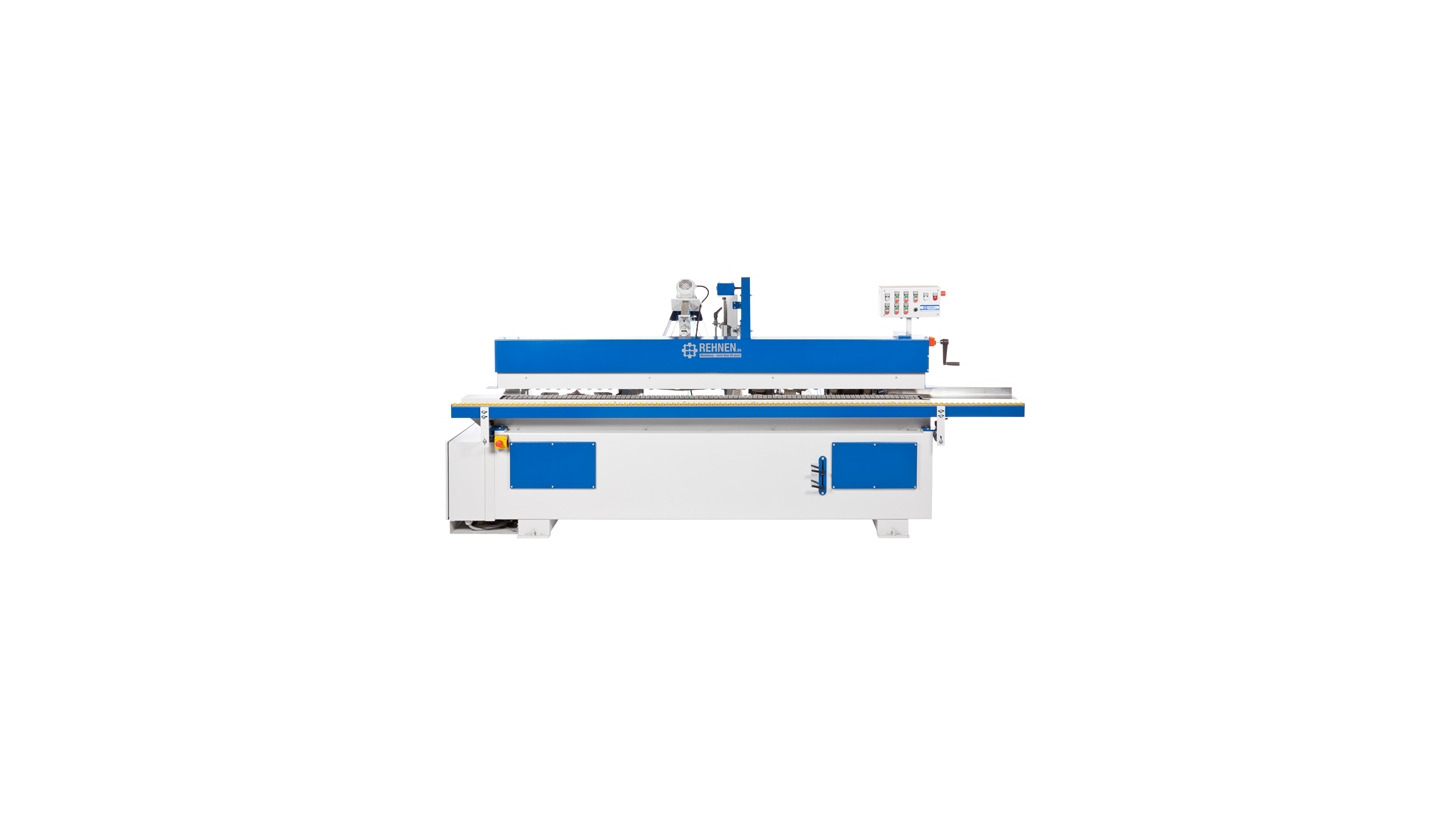 Logo Profile shaping and sanding machine