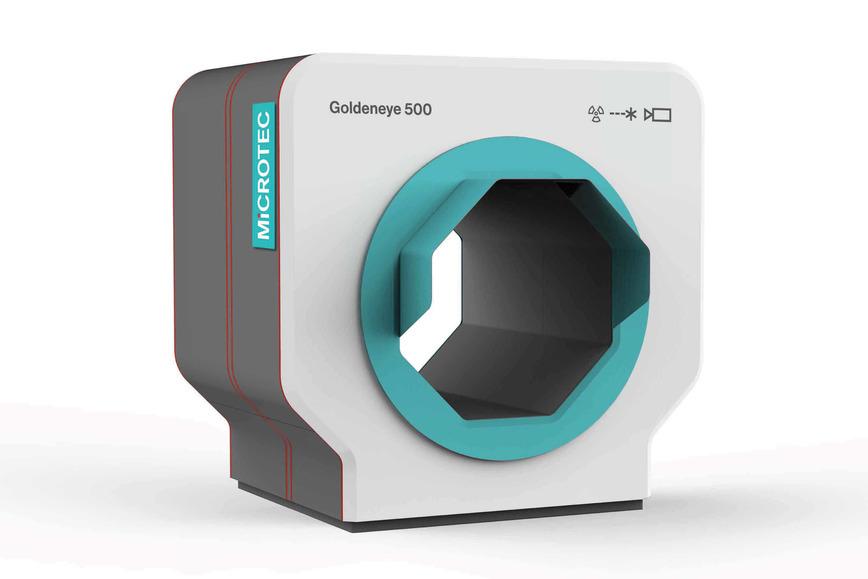 Logo Goldeneye 500