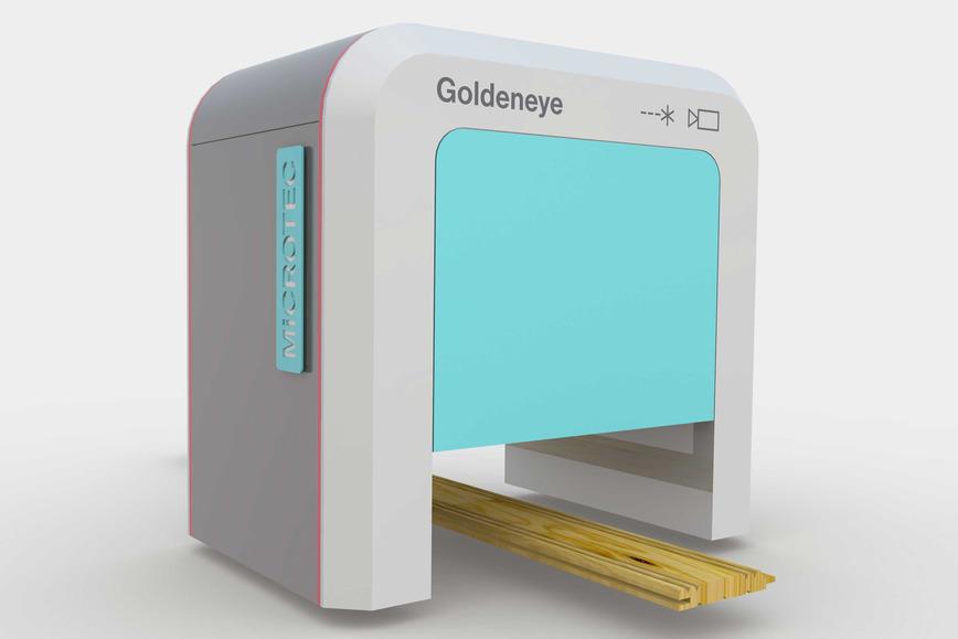 Logo Goldeneye 100