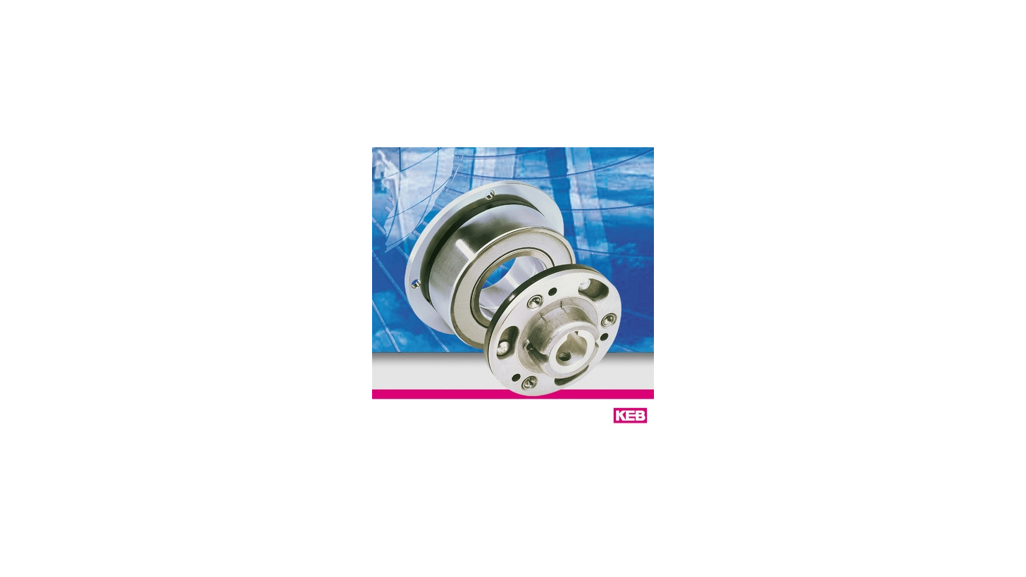 Logo KEB COMBIPERM - Permanent magnet brakes and clutches