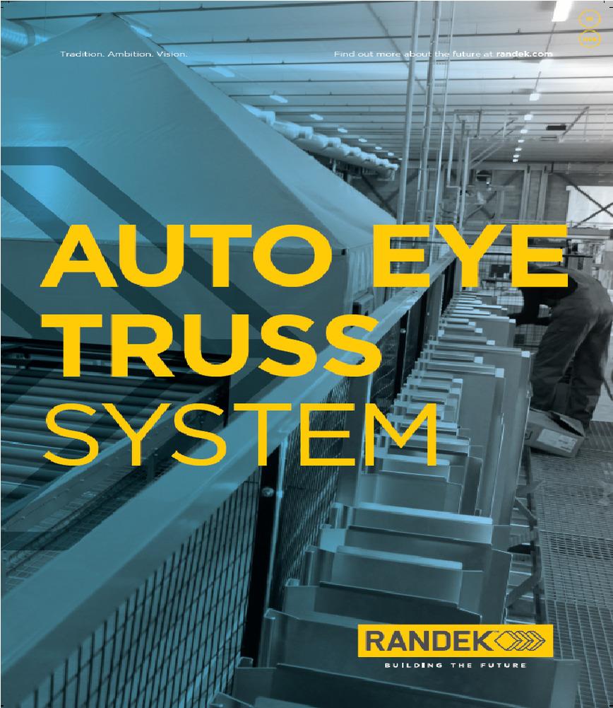 Logo AutoEyeTruss System - SF022