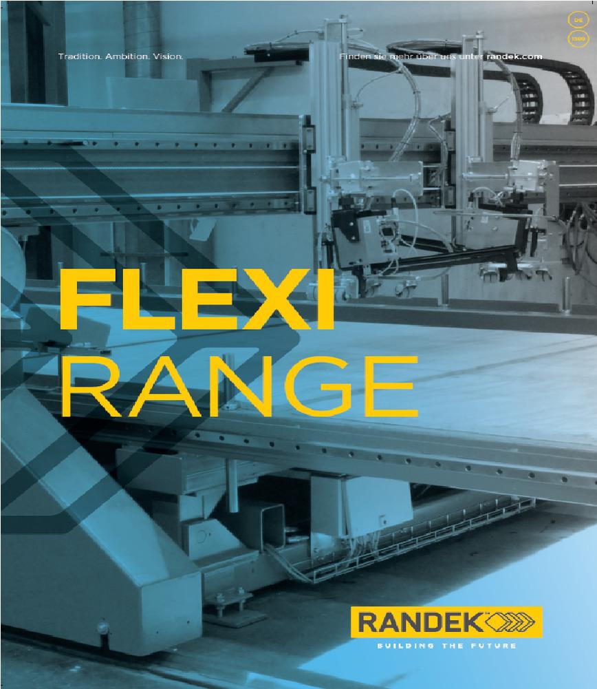 Logo Flexi Range
