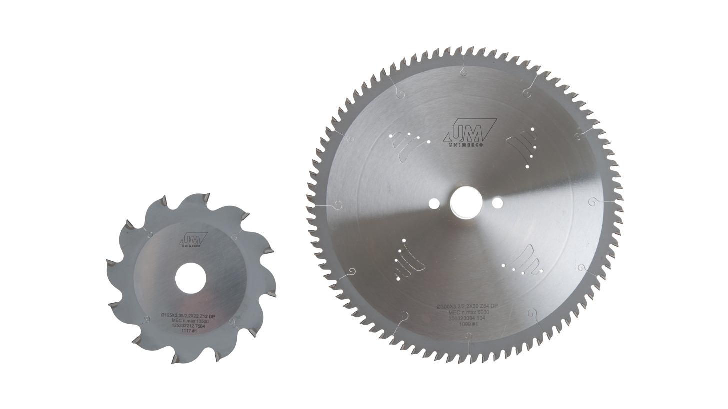 Logo DP Circular Saw Blades