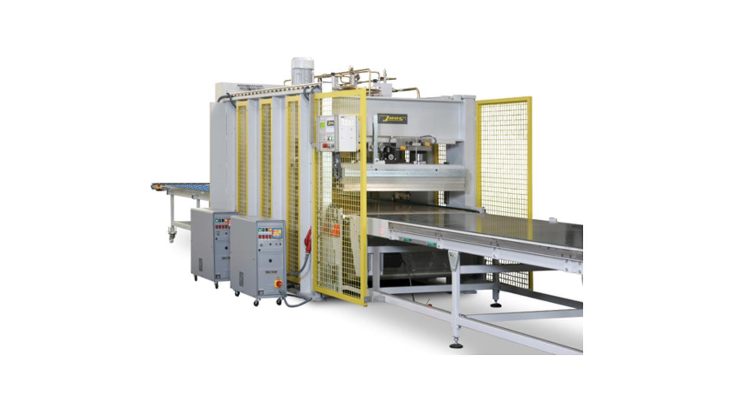 Logo Hydraulic and pneumatic presses