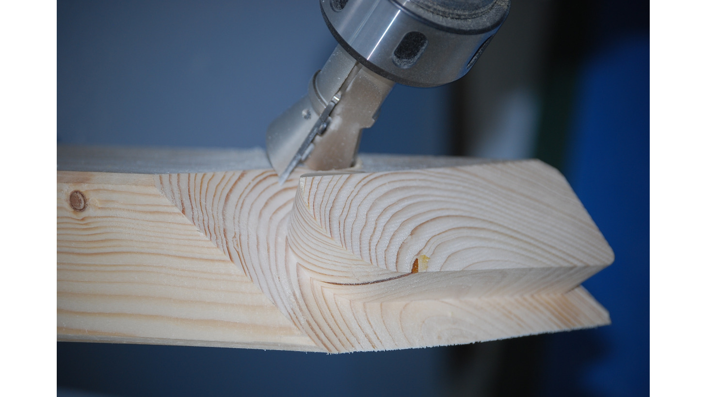 Logo Carpentry machine WBS 140