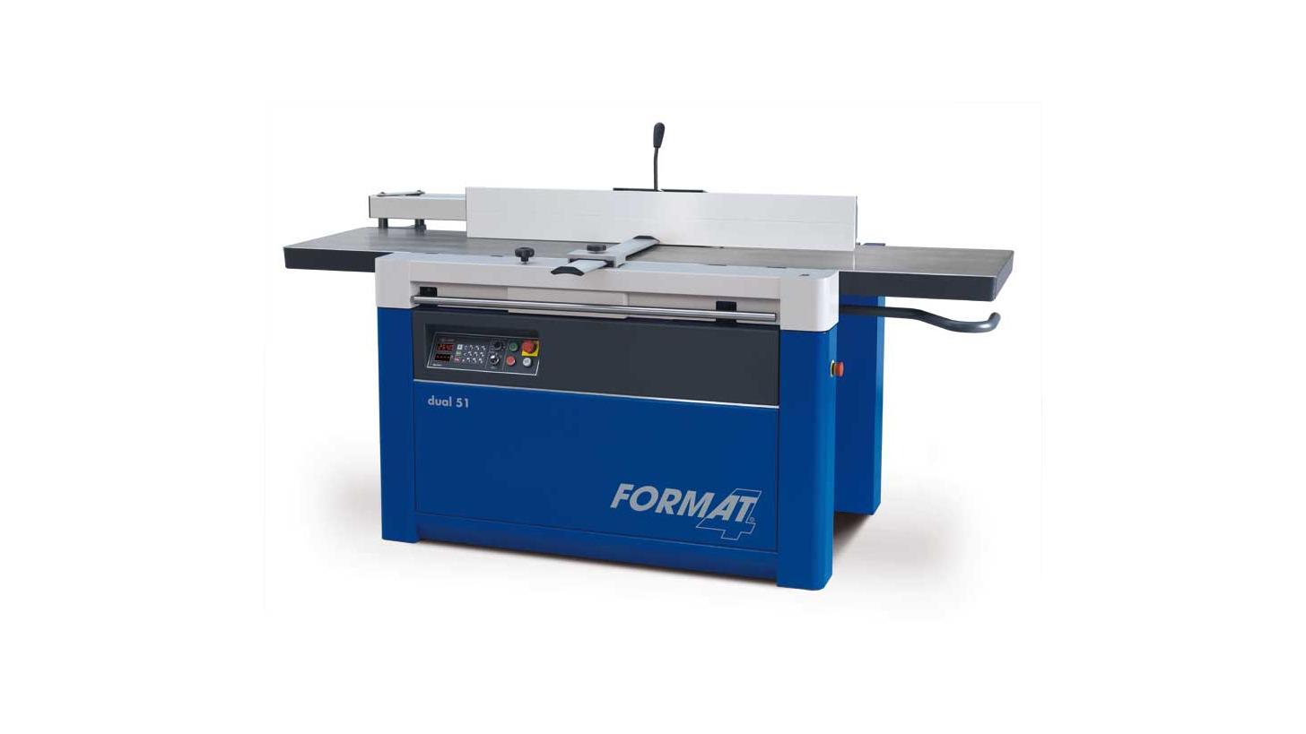 Logo Hobelmaschinen von FORMAT-4