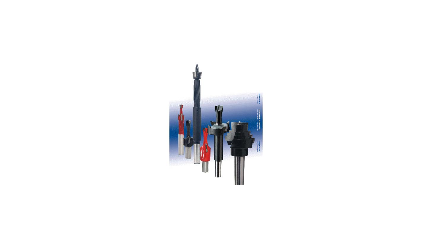 Logo Stufenbohrer und Stufensenker
