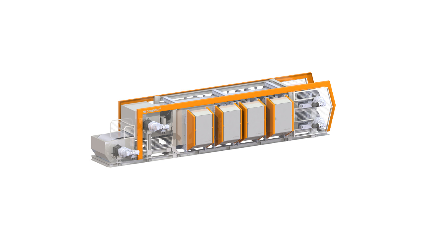 Logo Modular Double Belt Press