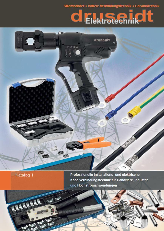 Logo Spezialwerkzeuge für Schneiden, Abisolieren und Pressen