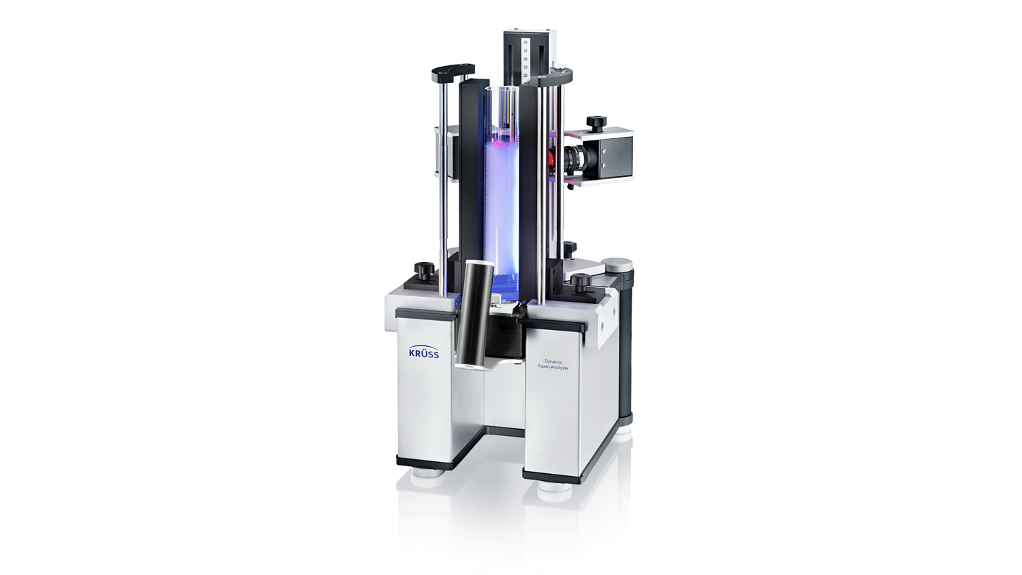 Logo Dynamic Foam Analyzer - DFA100