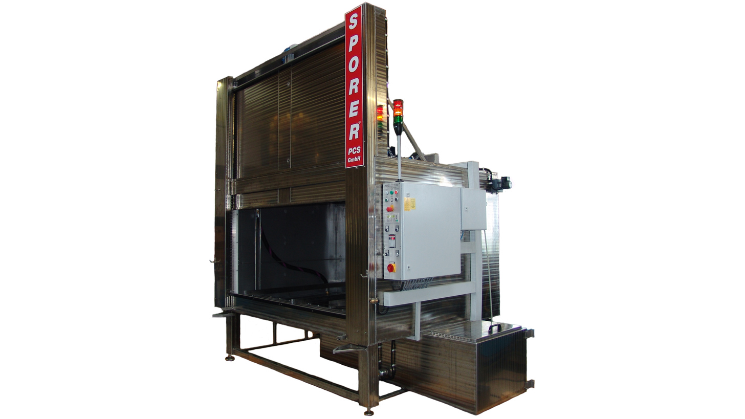 Logo Frontloading machines