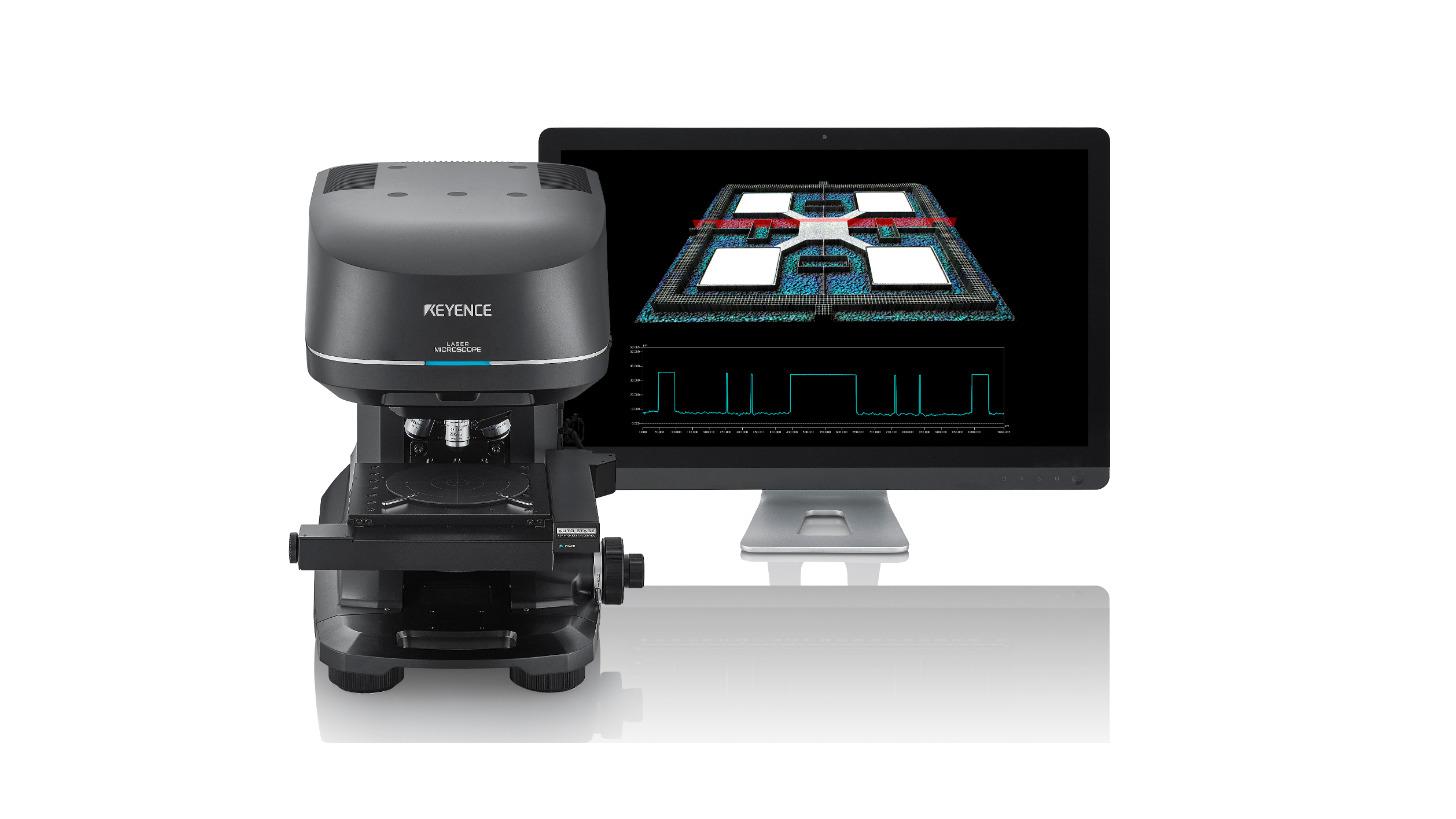 Logo Konfokales 3D Laserscanning-Mikroskop