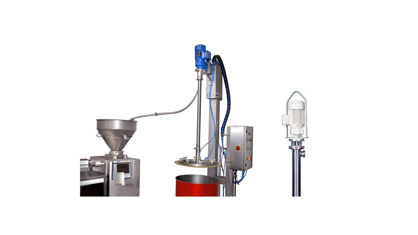 Logo Drum pumps and container pumps