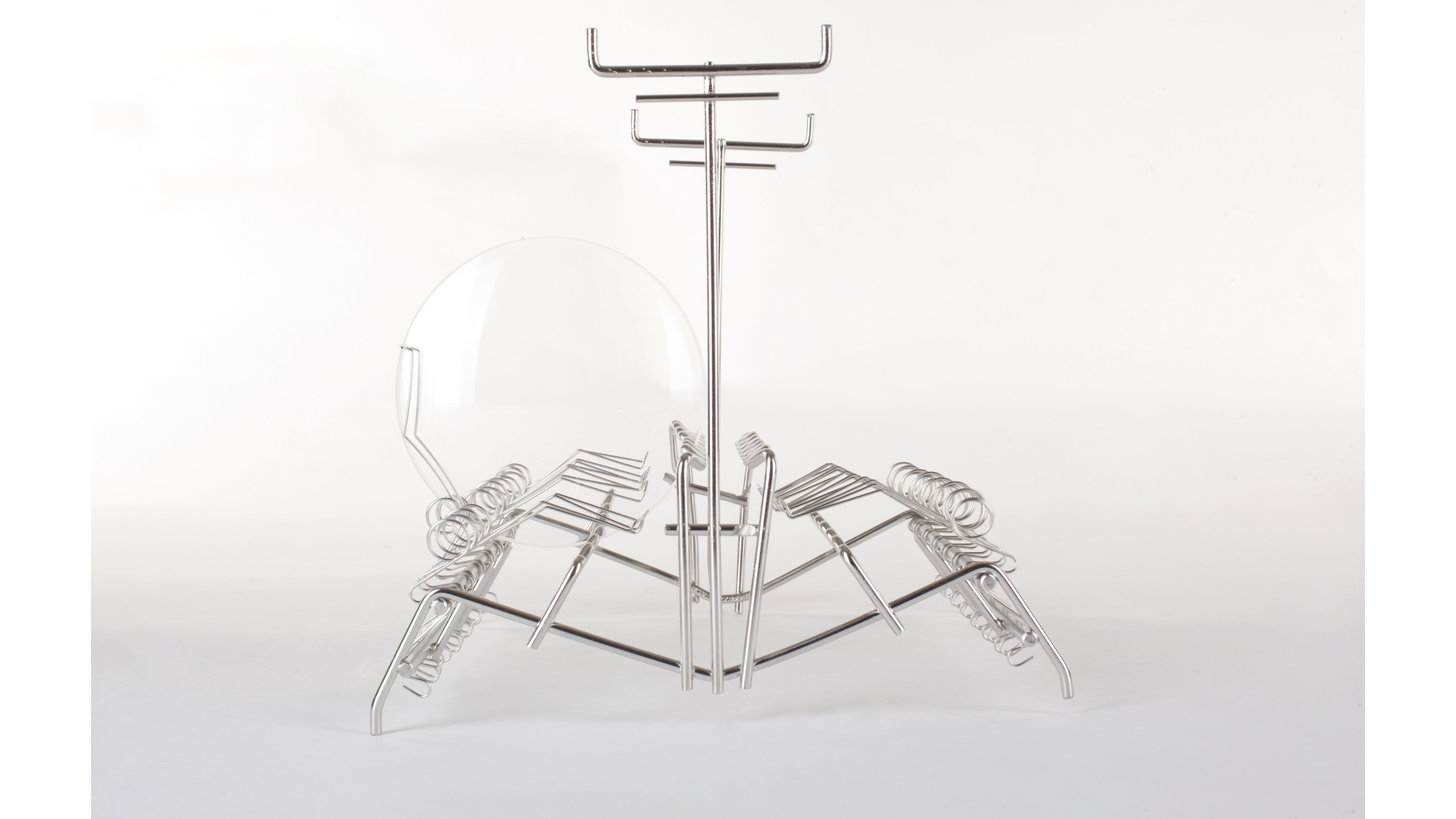 Logo Inox Wire Baskets