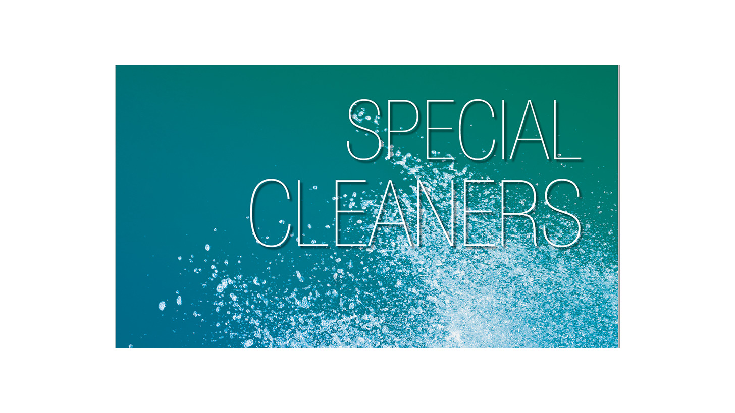 Logo Specialised Cleaners
