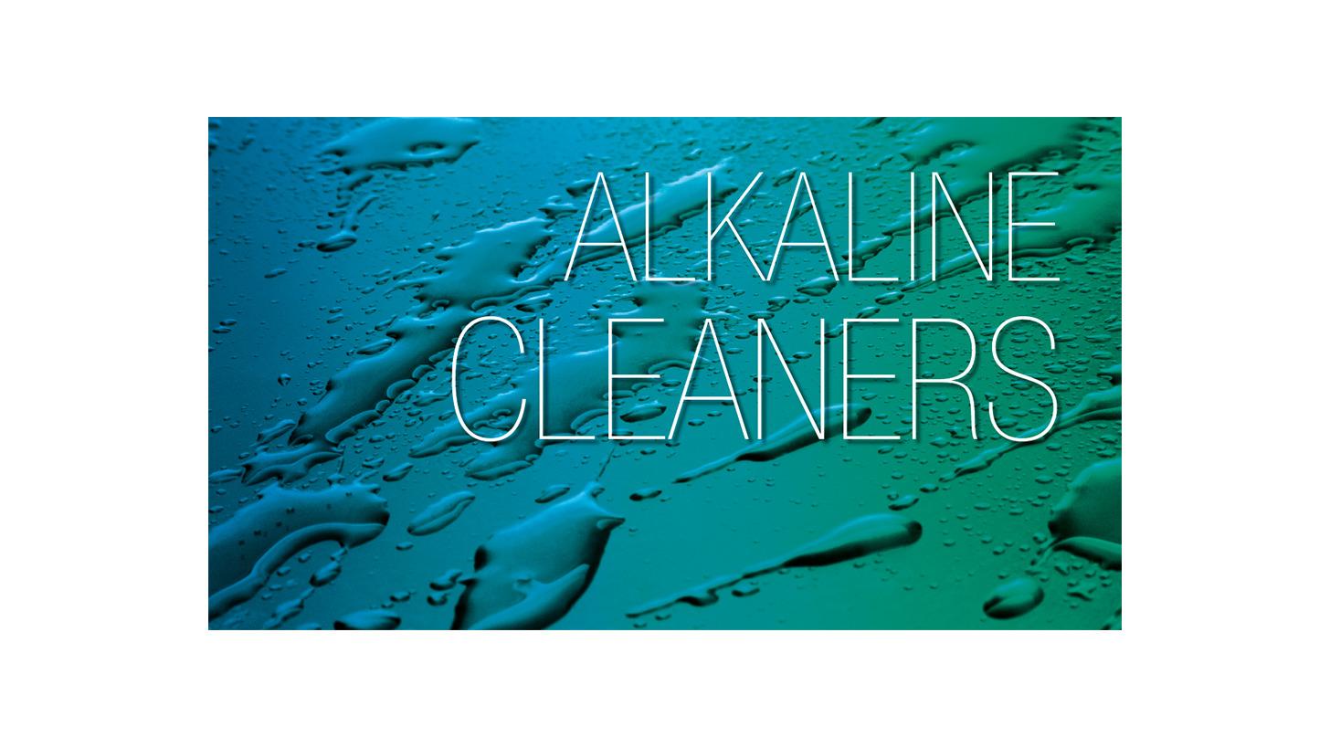Logo Alkaline Cleaners