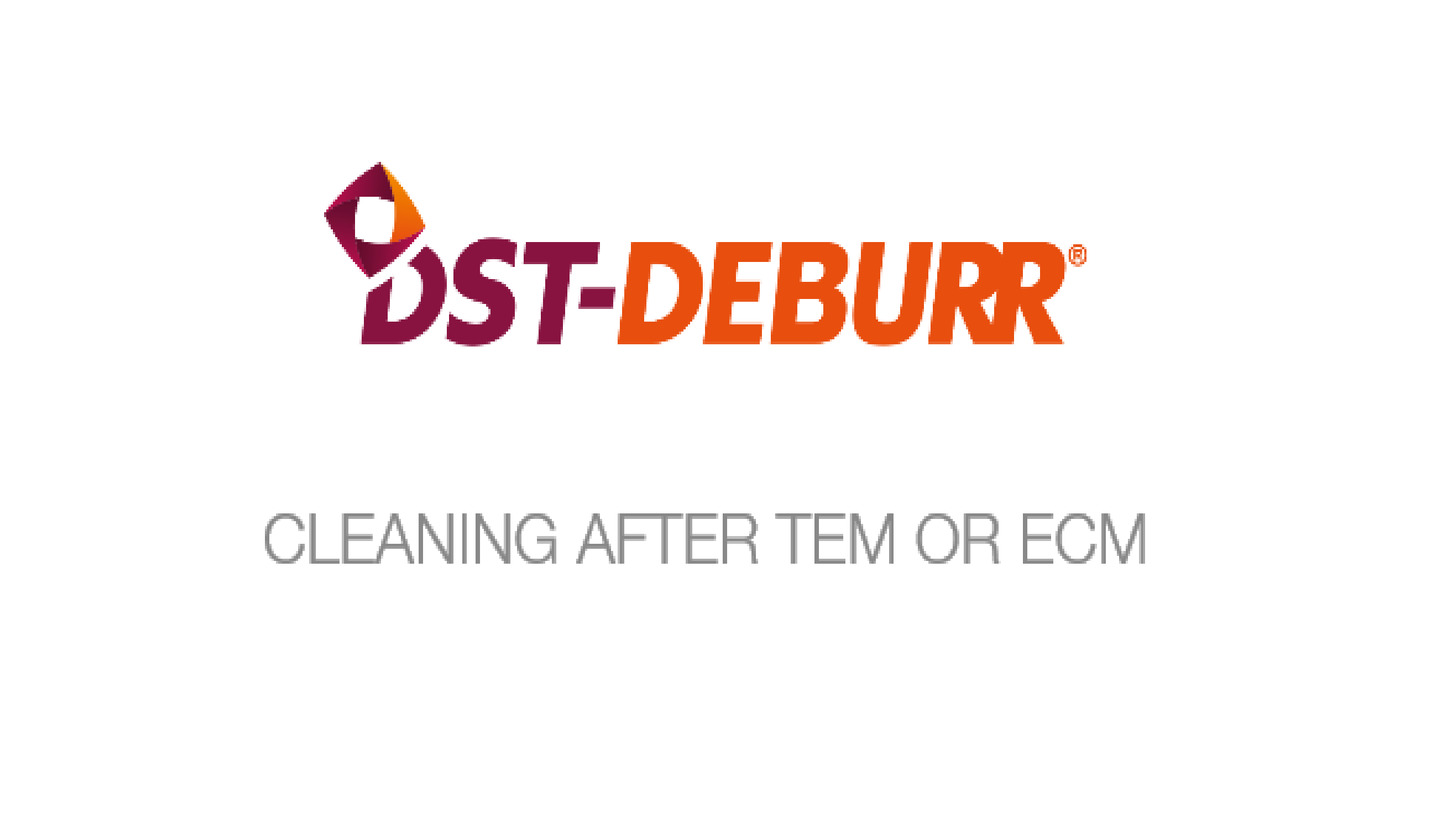 Logo parts cleaning and degreasing products