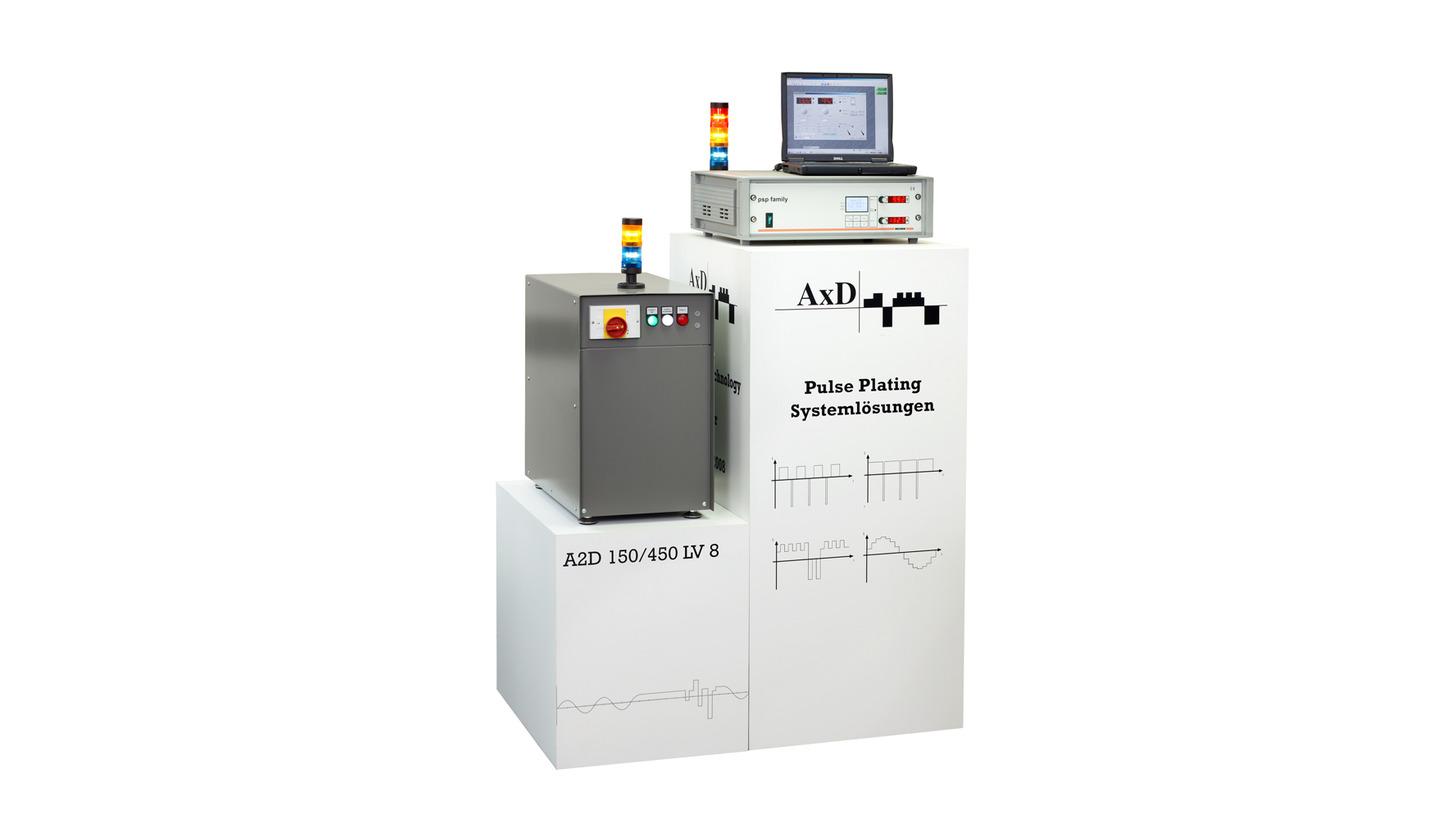 Logo AxD - Pulse Reverse Stromversorgung