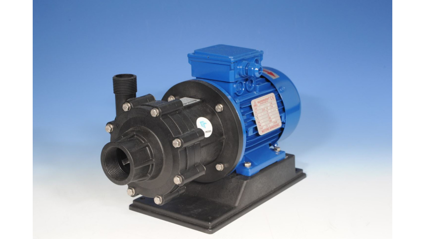 Logo MAGNETIC DRIVE CENTRIFUGAL PUMPS HTM