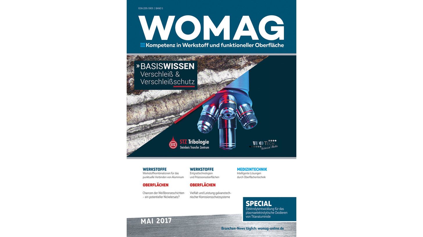 Logo WOMag