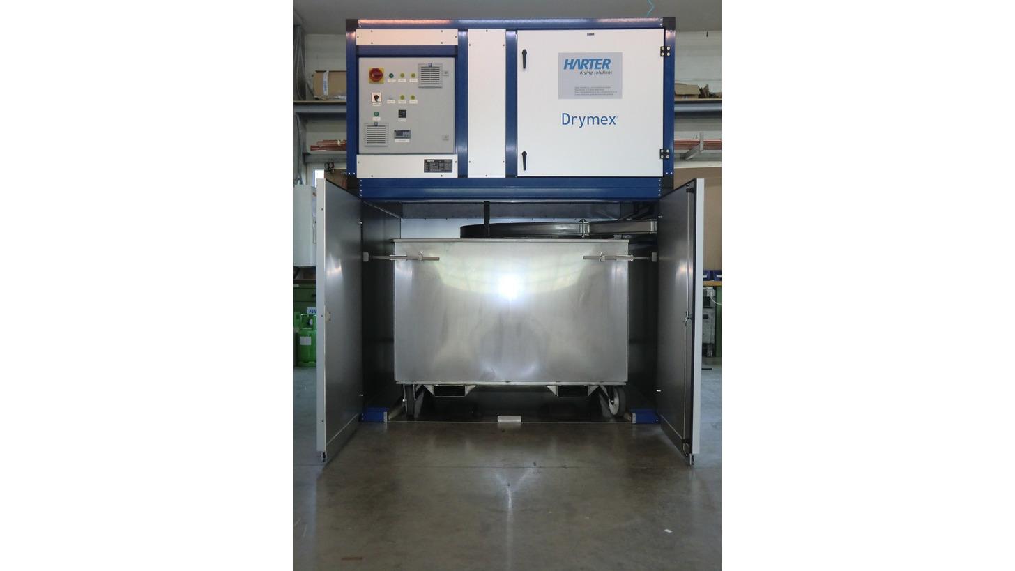 Logo Drymex® - Schlammtrocknungsanlagen