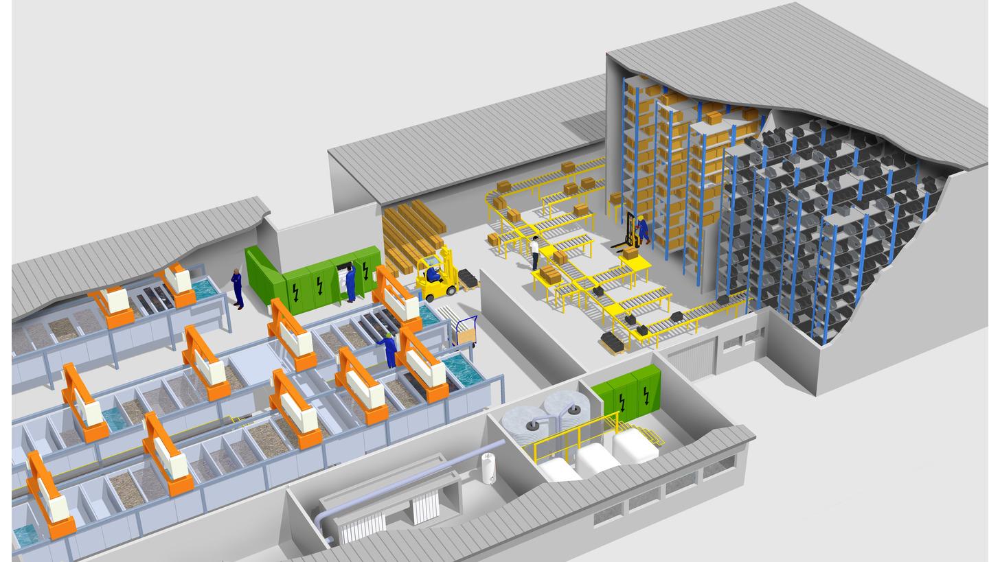Logo Planning / New building / Modernization