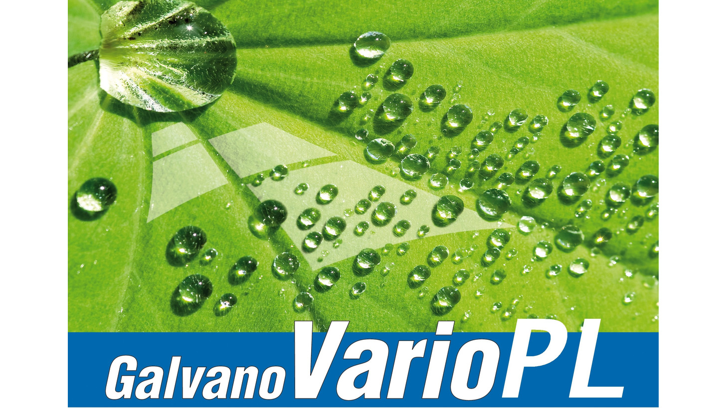 Logo GalvanoVarioPL / HEHL GALVANOTRONIC