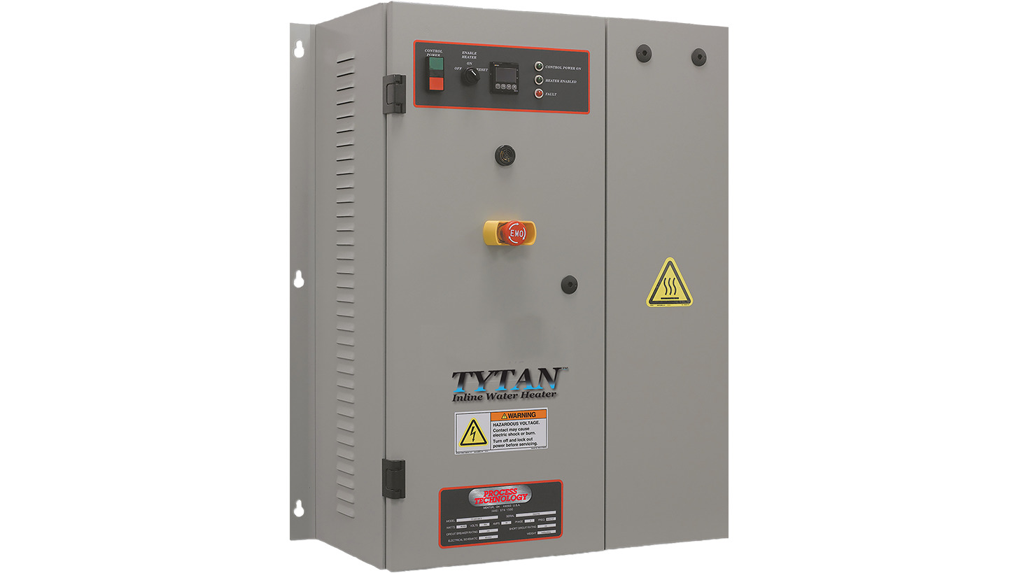 Logo Tytan Instantaneous Water Heater