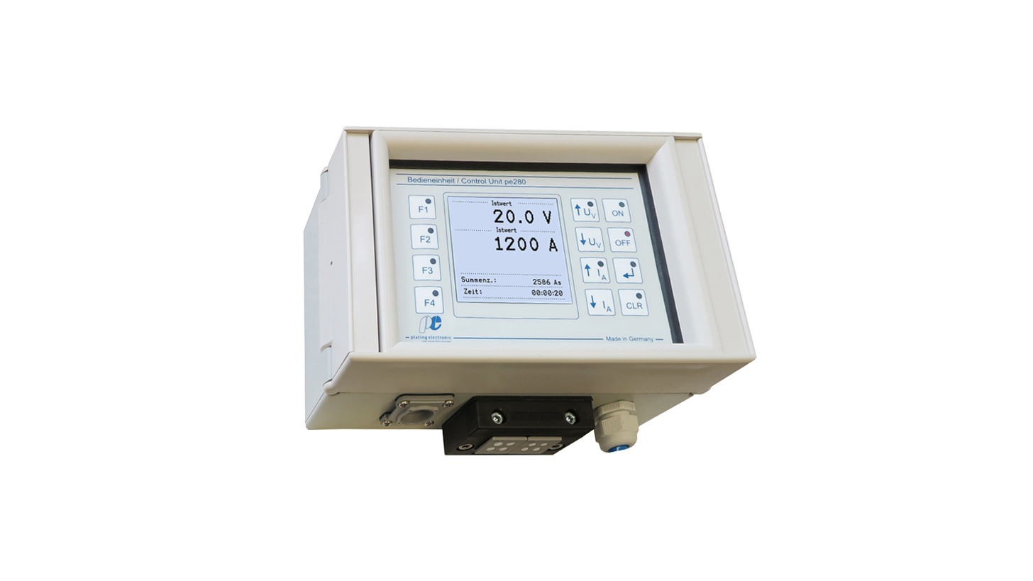 Logo pe280 programmable control unit