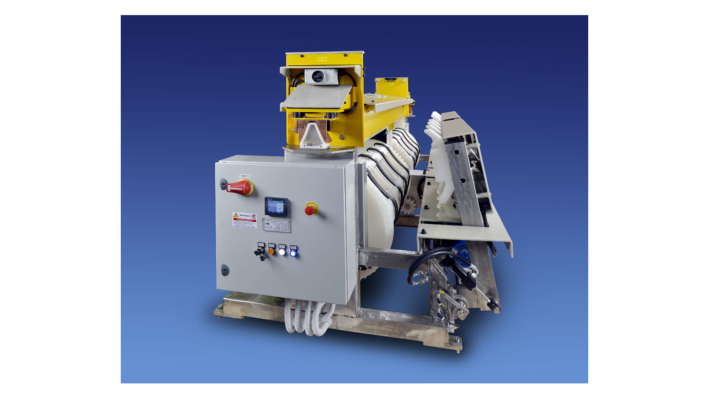 Logo NEW ROBOT 3000 FOR LIDS WITH PVDF CLIPS