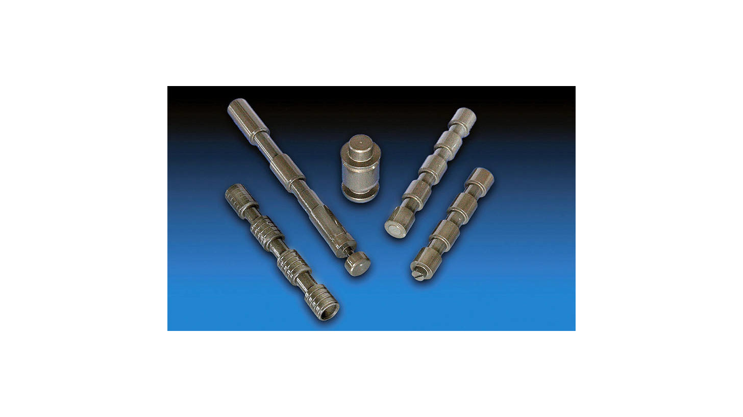 Logo Component supply - Manufactured parts