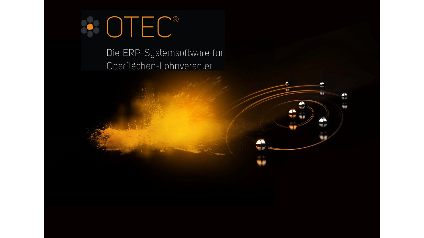 Logo OTEC -ERP Solution for Surface Finishers