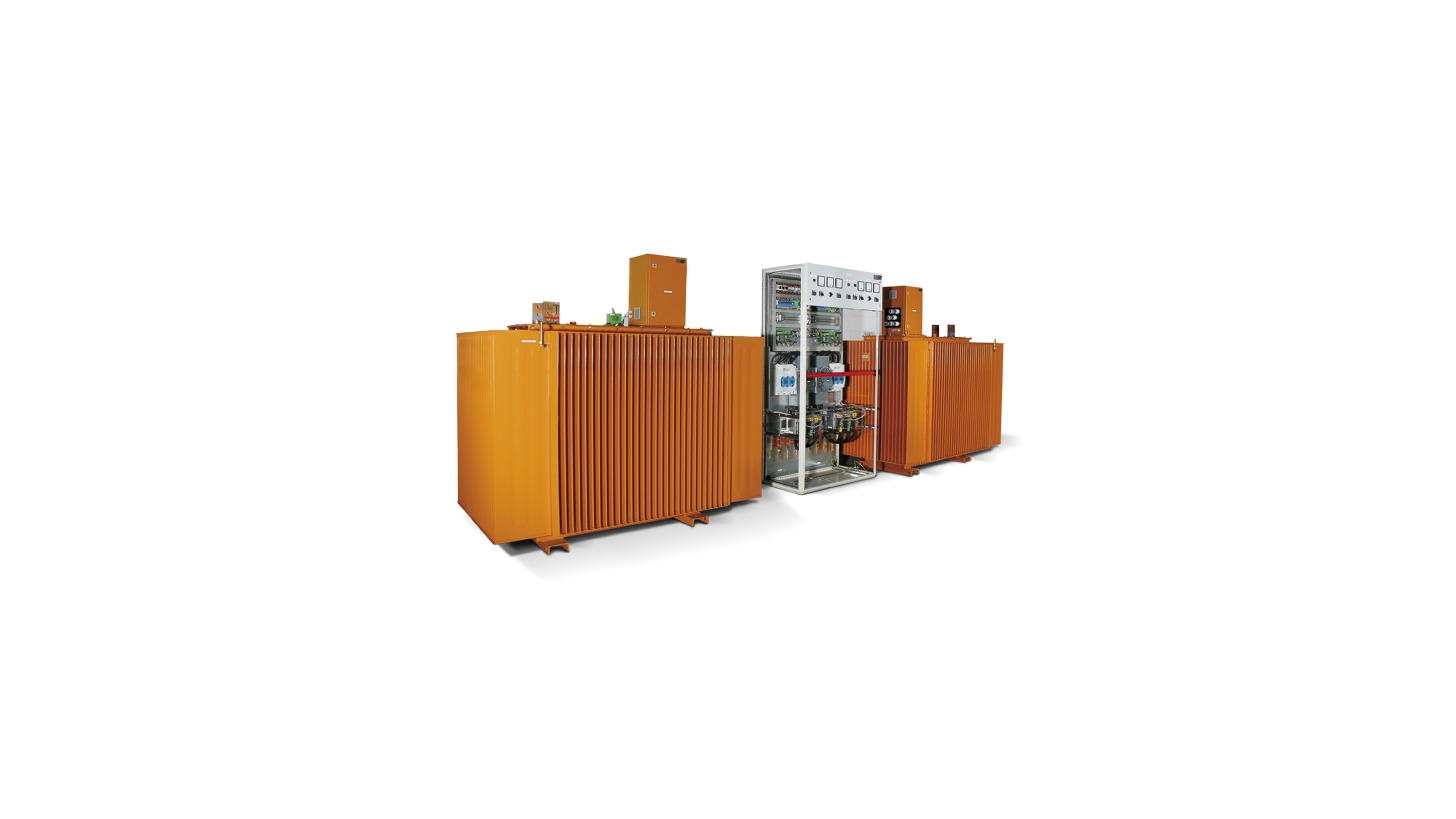 Logo DC power supply unit - Type DTOG