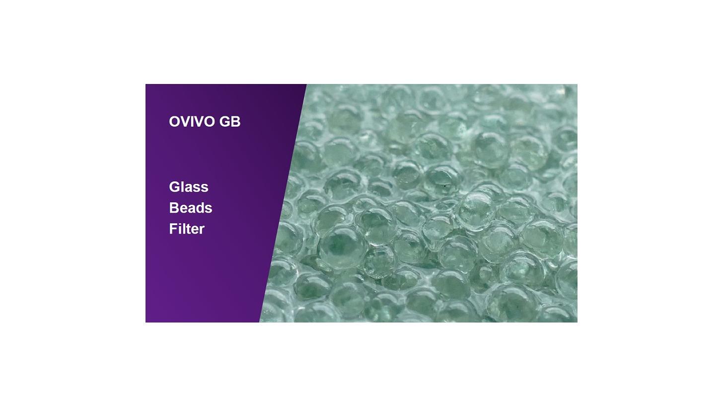 Logo OVIVO Glass Beads