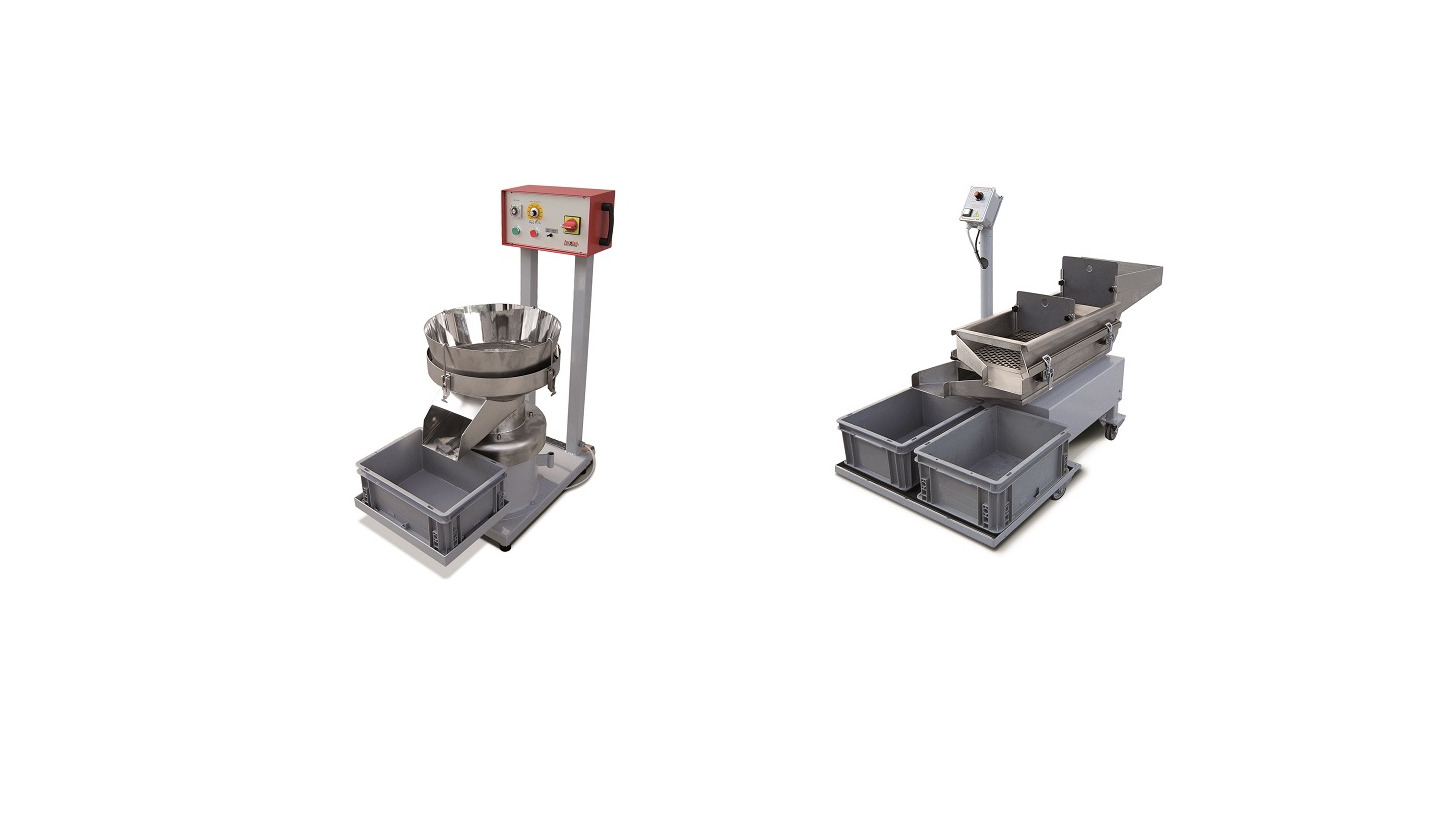 Logo Vibratory Finishing